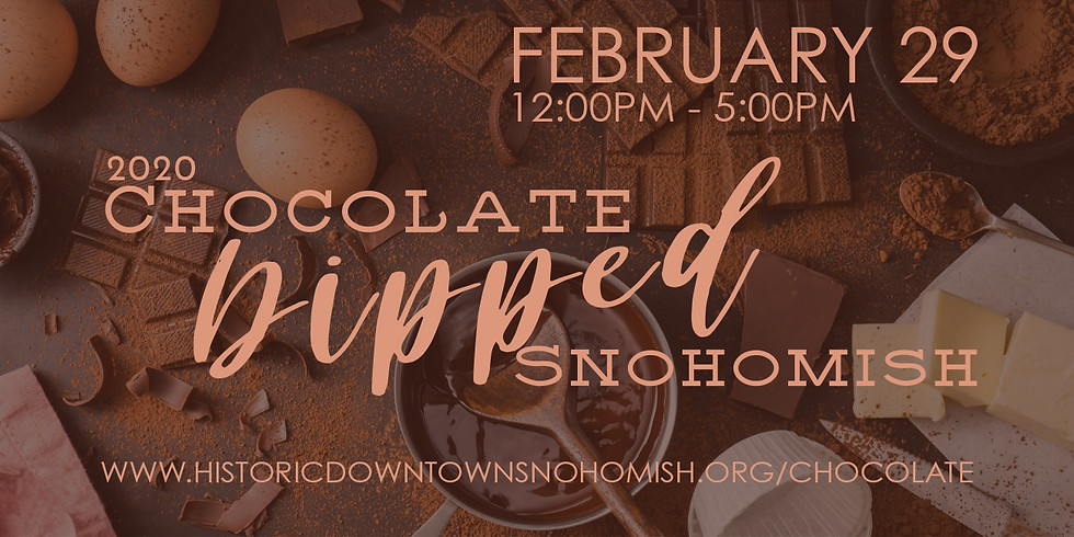 2020 Chocolate Dipped Snohomish