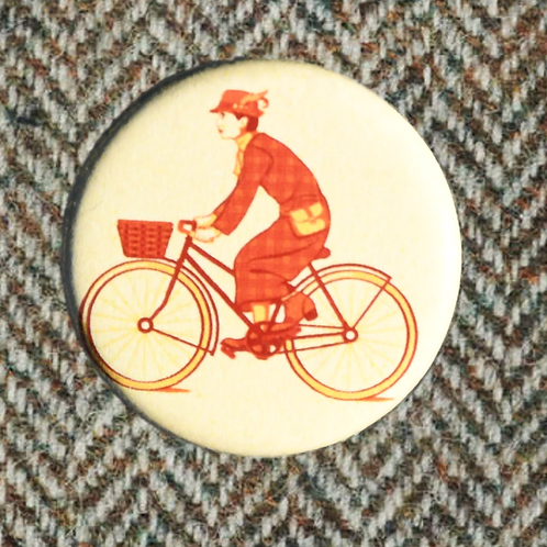 Snohomish Tweed Ride 2016 Button 2