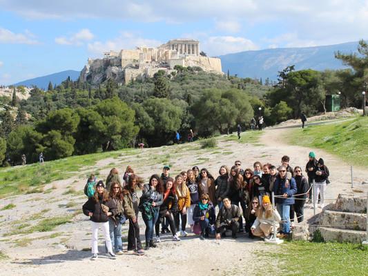 Atenas, siempre Atenas