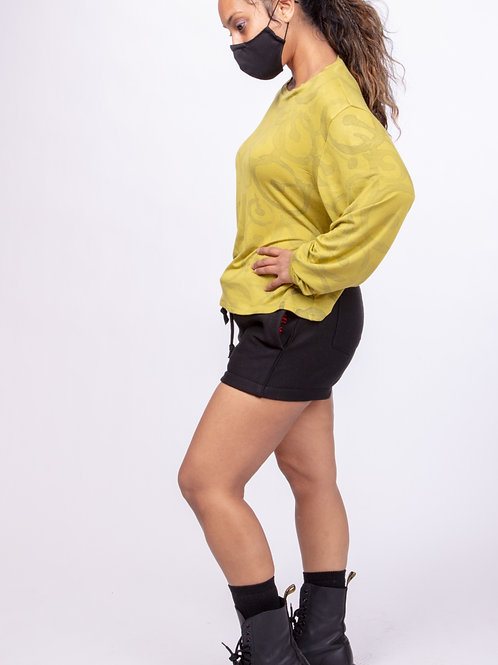 Simply Simple Black Shorts