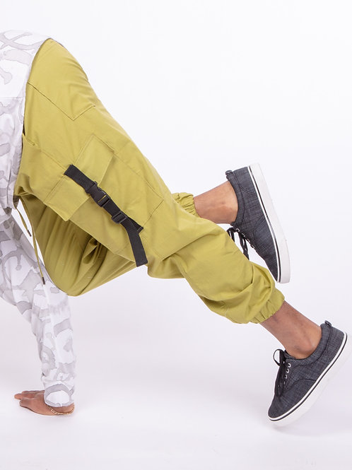 Strappy Cargo Pants