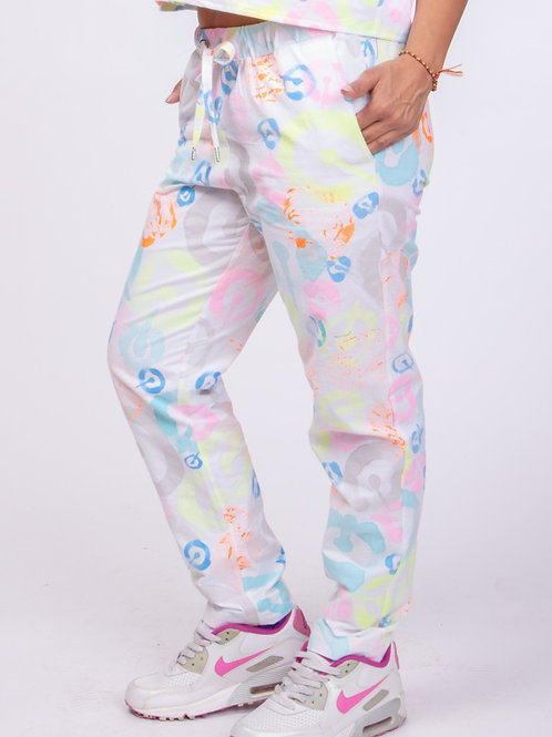 ONE Hand Painted Pants