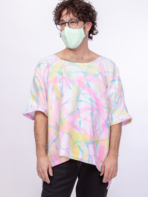 Intersect 2 Hand Painted Shirt