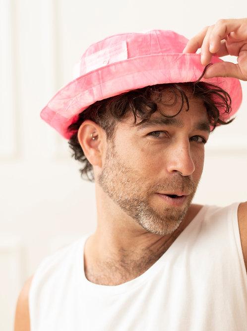Unisex Pink Bucket Hat