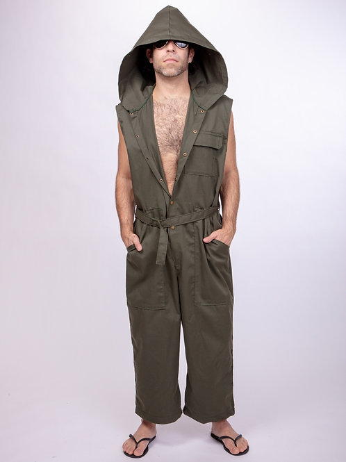 Cruisin' Hooded Jumpsuit