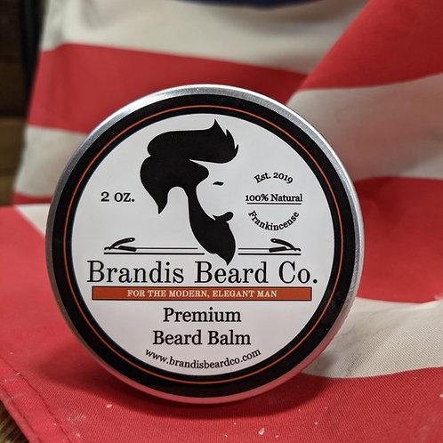 2oz Beard Balm - Frankincense Scent