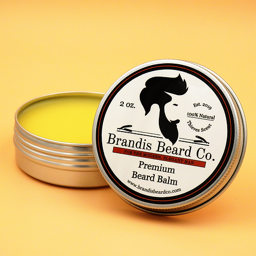 2oz Beard Balm - Thieves Scent