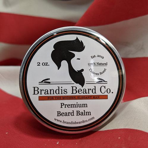 2oz Beard Balm - Thieves Scent - Club Pricing