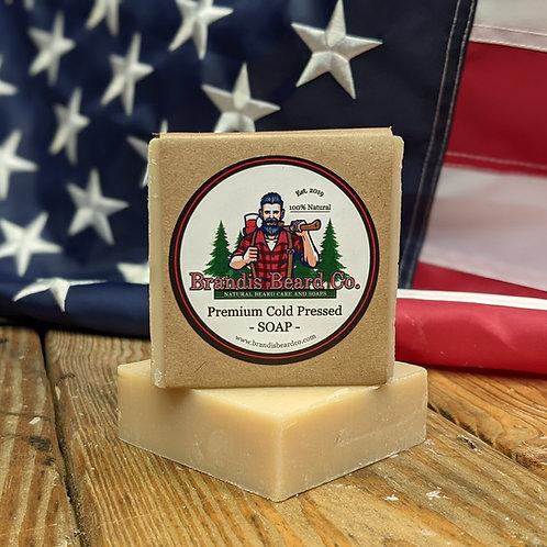 Sandalwood - Natural Bar Soap