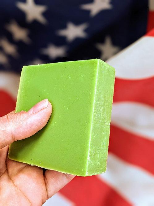 The Green Bar - Bar Soap