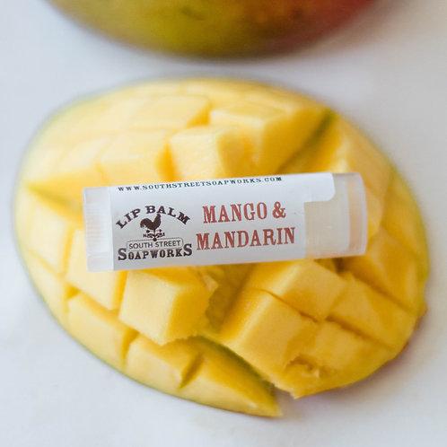 MANGO & MANDARIN LIP BALM