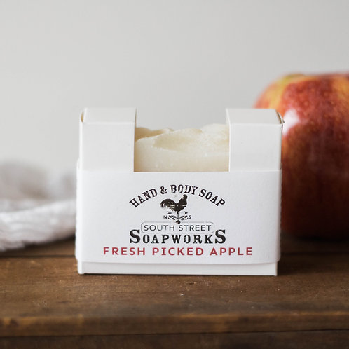 Fresh Picked Apple Hand & Body Soap