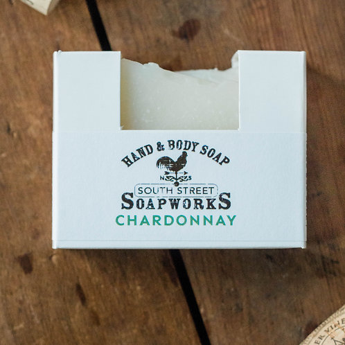 Chardonnay Hand & Body Soap