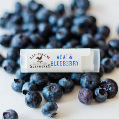 ACAI & BLUEBERRY LIP BALM
