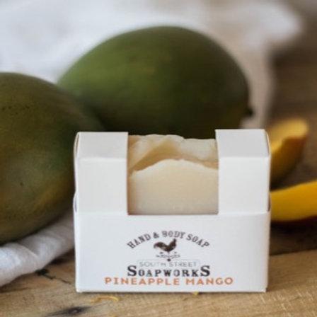 Pineapple Mango Hand & Body Soap