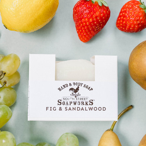 Fig and Sandalwood Hand & Body Soap