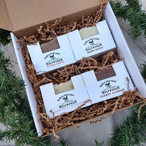 Fruit Soap Gift Box