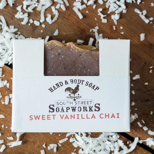 Sweet Vanilla Chai Hand & Body Soap