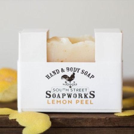 Lemon Peel Hand & Body Soap