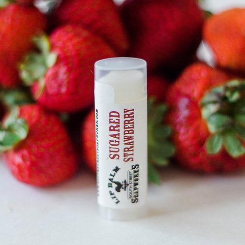 Sugared Strawberry Lip Balm