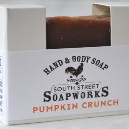 Pumpkin Crunch Hand & Body Soap