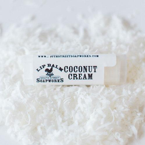 COCONUT CREAM LIP BALM