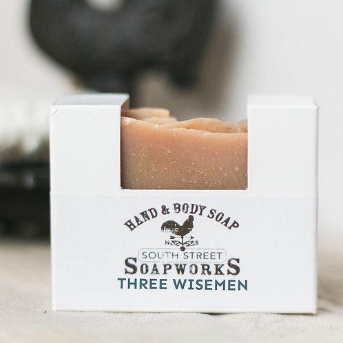 Three Wisemen Hand & Body Soap