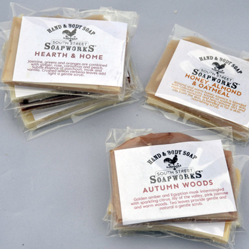 Woods Soap Flight