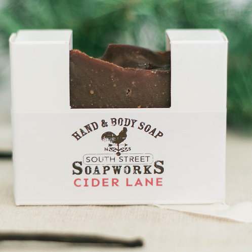 Cider Lane Hand & Body Soap or Aloe & Shea Butter Lotion