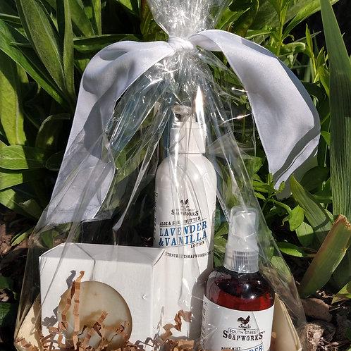 Bath Boutique Gift Set