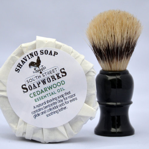 Cedarwood Shaving Soap