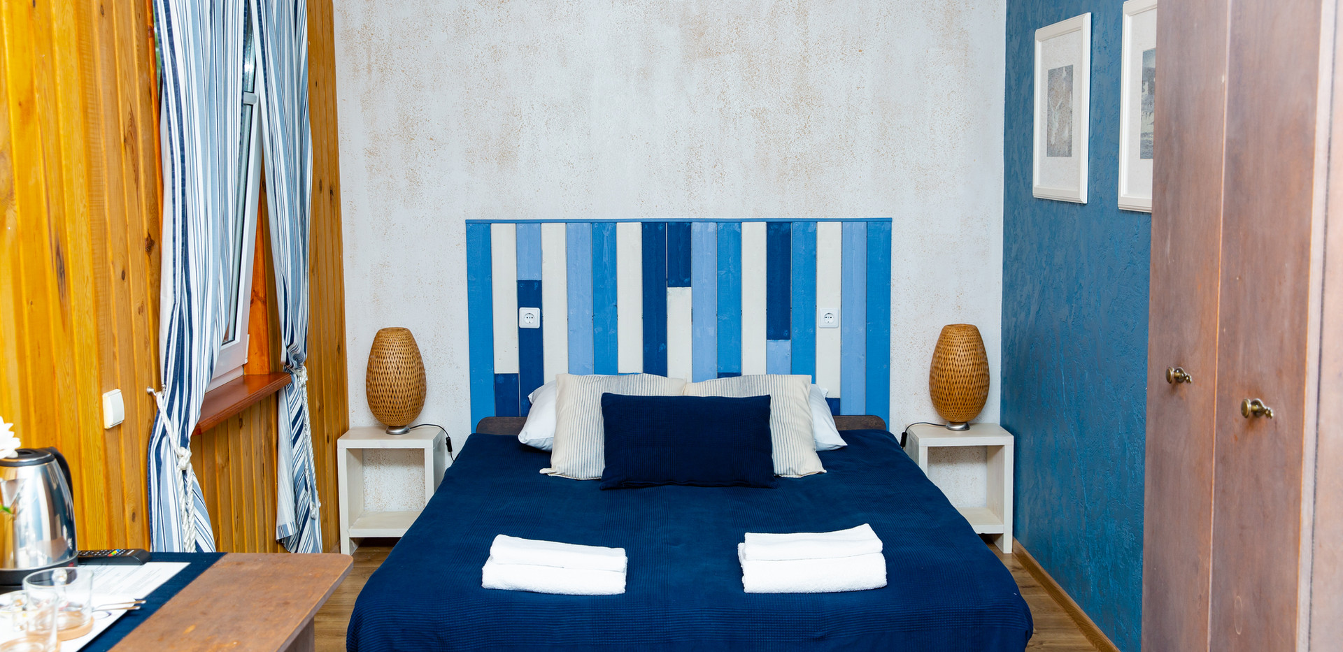 Mėlynojo karpio barža