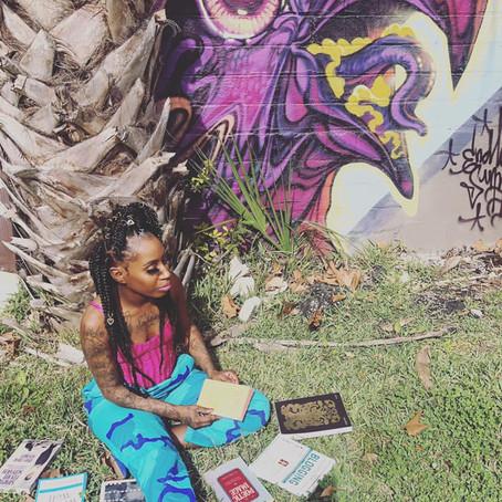 UNIQUEKA'S Virtual Book Tour: STILL GLOWING UP in Texas