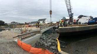 Bridge Street bridge repairs