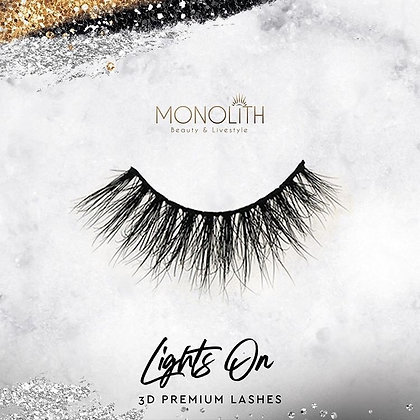 GLAM Lashes PREMIUM - LIGHTS ON