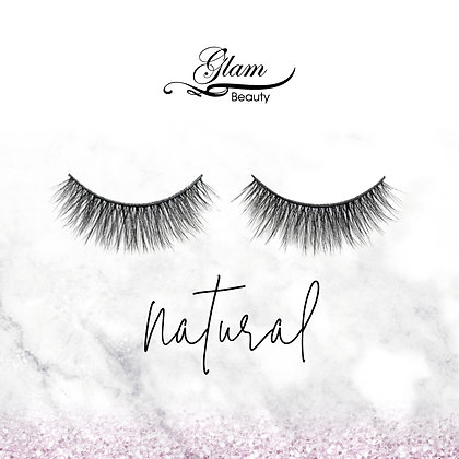 GLAM Lashes NATURAL