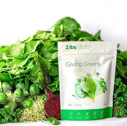 SLENDERIIZ GIVING GREENS DRINK - VEGGIE GUTHEIT
