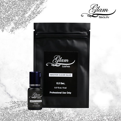 "GLAM ""Master Clear Glue"" 0.5Sec."