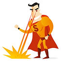 Super Sure Super Hero