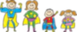 Super Sure Super Heroes