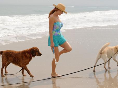 ¿Ya fuiste a la playa? Conoce sobre la Larva Migrans Cutánea