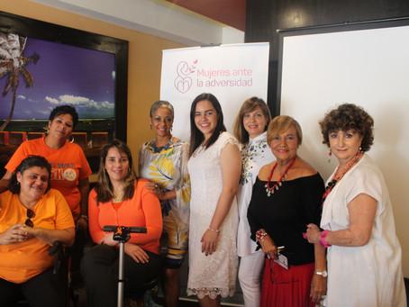 Cuarto Junte de Mujeres ante la Adversidad