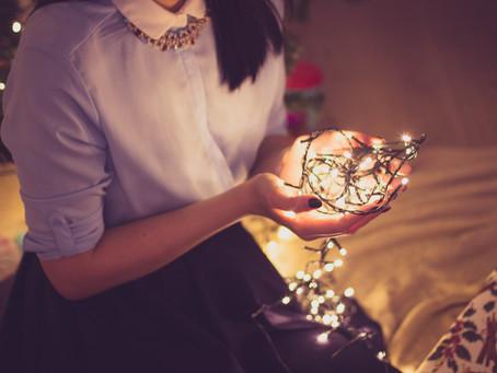 Abre tu Corazón conscientemente en Esta Navidad