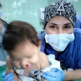 Historia de la Dra. Lisgelia Santana y su amor al servicio