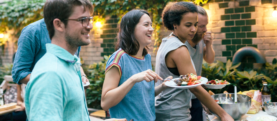 Celiac's 7 Steps to Eating with Friends and Family