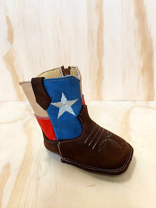 Lone star leather baby boots