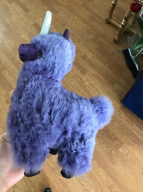 Purple alpaca-corn