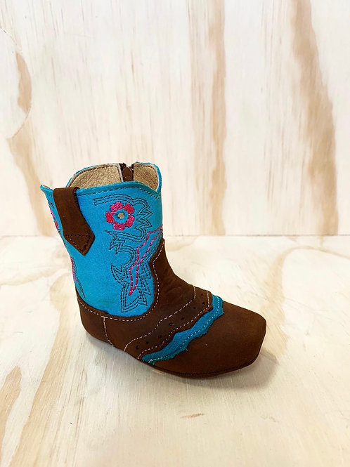 Stella baby leather boots