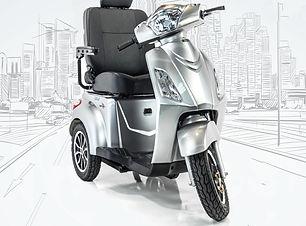 MobilitySE | Scooter Triciclo Elétrico | SE2 Plus