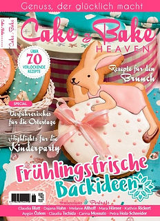 Cake & Bake Heaven (Apr. 2017)